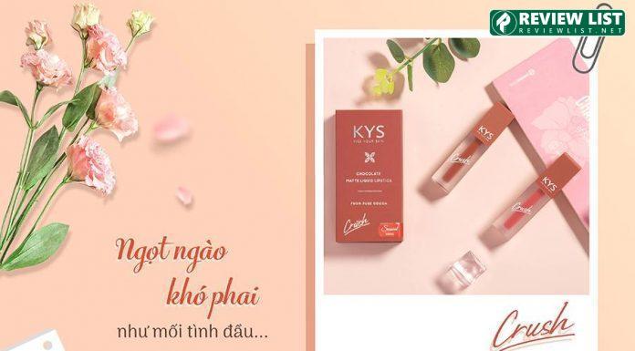 Son KYS 92% Chocolate giá bao nhiêu?