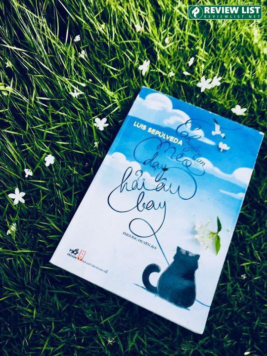 Review Sách - Chuyện Con Mèo Dạy Hải Âu Bay - Luis Sepulveda