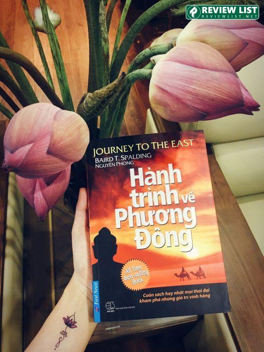 Review Sách - Hành Trình Về Phương Đông - Nguyên Phong