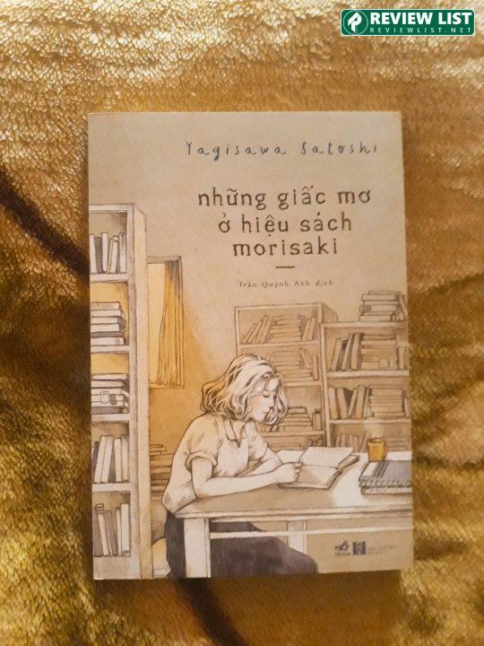 Review Sách - Những Giấc Mơ Ở Hiệu Sách Morisaki - Yagisawa Satoshi